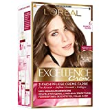 L'Oréal Paris Excellence Creme Coloration, 6 - Dunkelblond