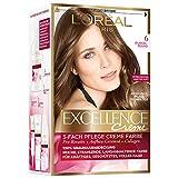 L'Oréal Paris Excellence Creme Coloration, 6 - Dunkelblond