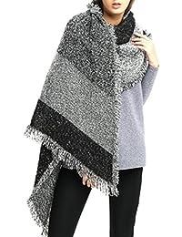 Amazon.fr   Vlunt - Echarpes et foulards   Accessoires   Vêtements ea6dc486bbb