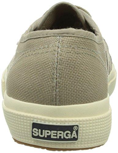 Superga 2750 Cotu Classic, Low-Top Sneaker mixte adulte Beige - Braun (Mushroom C26)