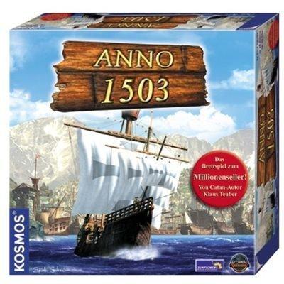 Kosmos - Anno 1503 Brettspiel