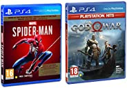 Marvel's Spider Man (PS4) - Game of the Year Edition (PS4) & PS4 God of W