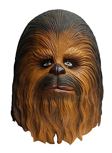 Star Wars Maske (kompletter Kopf) Kostüm - Fasching Party Karneval ()