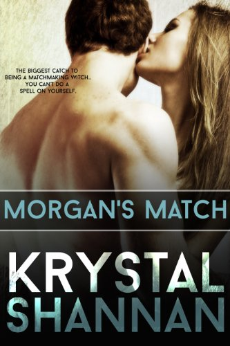 Morgan's Match (A Paranormal Short Story) (English Edition) (Ks Morgan)