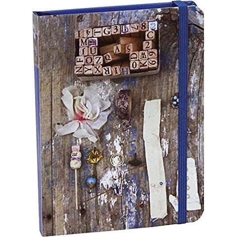 Shabby Chic Inspirations Mini Notebook