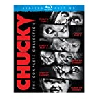 Chucky: Complete Collection (6 Blu-Ray) ...