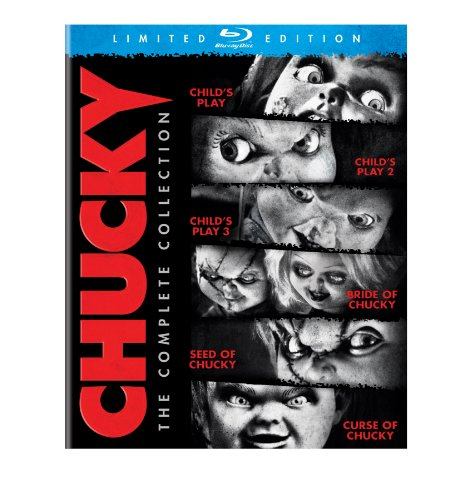 Chucky: Complete Collection [Import anglais]