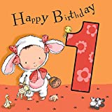 Best Cousin Girls - Twizler 1st Birthday Card for Girl with Cute Review
