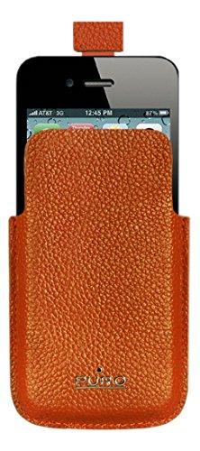 Tasche Schutz Orange-Handys (Schutz Schutzhülle, Apple, iPhone 4Hüllen, orange) ()