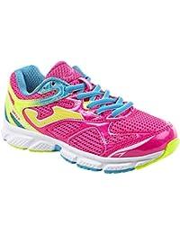 Joma FLEXS.610.PS - Zapatillas unisex, color rosa fucsia, talla 43