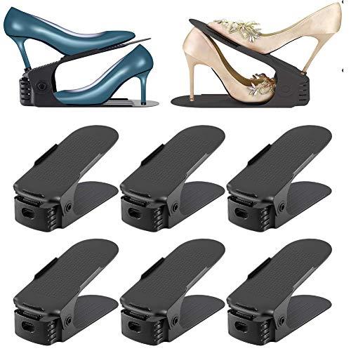 Toallero apilador de Zapatos