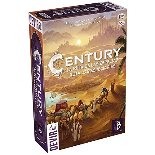 Devir - Century, La Ruta de Las Especias (BGCENT)