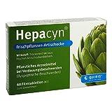 Hepacyn Frischpflanzen Artischocke Filmtabletten 60 stk
