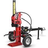 HECHT Benzin Holzspalter 6422 Brennholz- Kaminholz- Spalter - 3