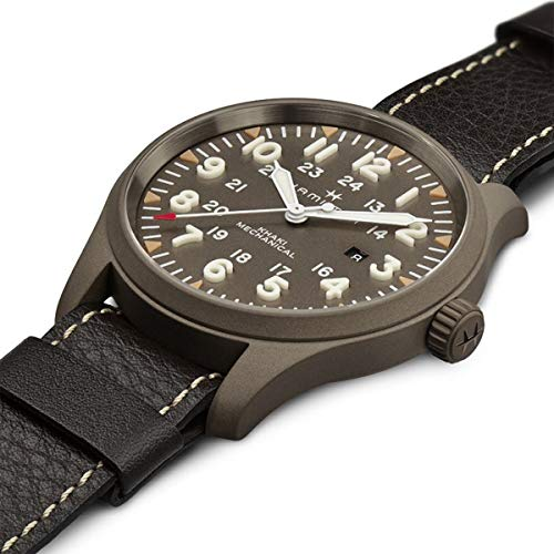 Reloj de Pulsera para Hombre HAMILTON Khaki Field Mechanical Limited Edition en Acero H69829560