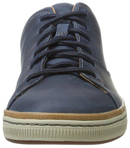 Clarks Norsen Lace, Brogues Homme Bleu (Dark Navy)