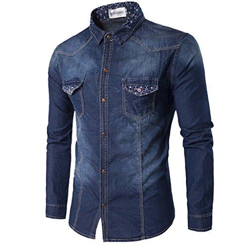 creative-light-jeans-shirt-men-leisure-long-sleeves-sharp-collar-95-cotton-shirt-top-color-dark-blue