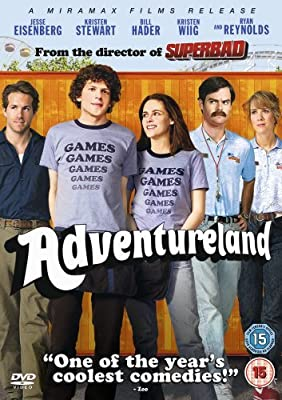 Adventureland [DVD] by Jesse Eisenberg