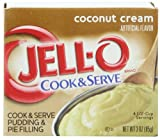 Best Coconut Cream Pies - JELL-O - COCONUT CREAM - COOK & SERVE Review