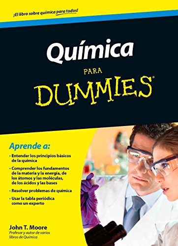 Química para Dummies por John T. Moore