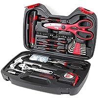 Cassetta degli attrezzi Conjunto de herramientas familiares Conjunto de herramientas multifunción para el hogar 41 Conjunto de herramientas de hardware