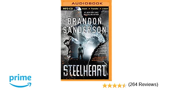 Steelheart: Amazon.co.uk: Brandon Sanderson, MacLeod Andrews ...
