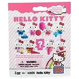 Hello Kitty – Mega Bloks – Figurines à Collectionner Series 1 (1 Figurine Mystère et Accessoire)