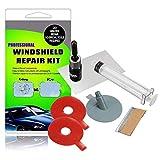 Funnyrunstore Windshield Repair Kits DIY Car Window Glass Scratches Restore Tool Windscreen Polishing Repair Tool Set for Chips Cracks...