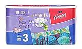 Bella Baby Happy Windeln Größe 3 (5-9kg) 192 Windeln (6 x 32 Stück)