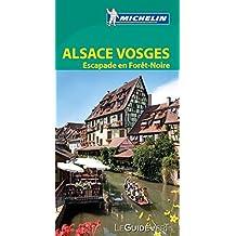 Le Guide Vert Alsace Vosges Michelin