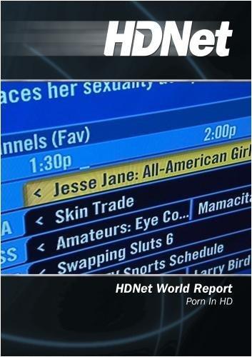 Preisvergleich Produktbild HDNet World Report 506: Porn In HD