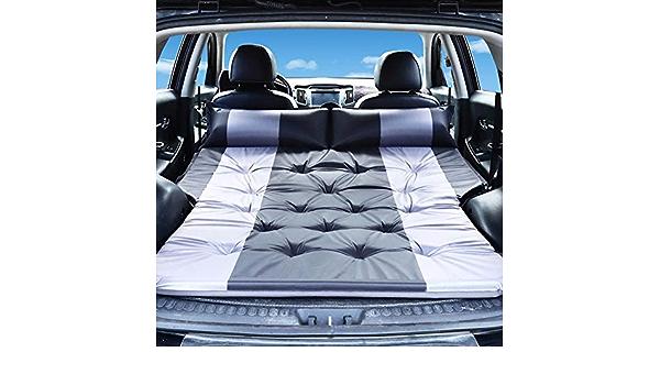 La Plupart Des SUV Et Mini-fourgonnettes. Matelas De Voiture Polyvalents Coussin Gonflable De Matelas De Camping Dair De Voiture De Lit De Gonflage Automatique De Voiture Pliable
