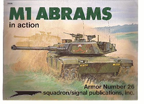 M1 Abrams in action - Armor No. 26