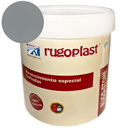 farbe fuer pflastersteine Rugoplast Rugo Stone Fassadenfarbe für Außenbereiche