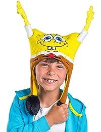 Spongebob Yellow Flipeez Hat