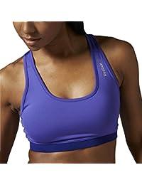 Reebok Wor Sh Bra-soutien-gorge de sport pour femme