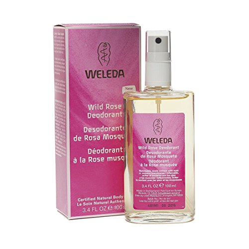 Weleda Deodorant Spray Wild Rose 100ml - 2er-Pack