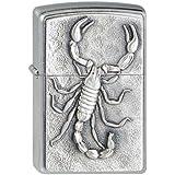 Zippo 5085z185 Briquet Emblem Scorpion 3,5 x 1 x 5,5 cm