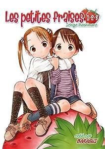 Les petites fraises Edition triple Tomes 1 à 3