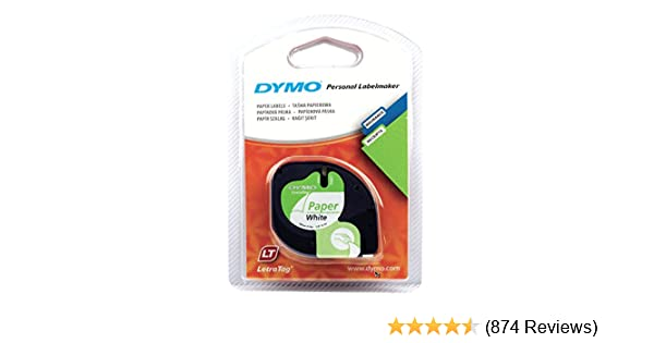 Label Making Batteries & 2 Pack Of New White Label Tape Cheapest Price From Our Site Dymo Letratag Personal Label Maker Business & Industrial