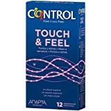 Control Touch And Feel Preservativos - 12 Unidades