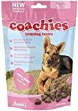 BULK BUY - 8 packs Coachies Puppy Training Treats (Pack Size: 200g Packet) - Great for dog training classes