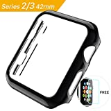 iWatch Series 3 Hülle, Weiche PC Case ultra slim schutz stoßstange bumper shell für Apple Watch Series 2 Cover
