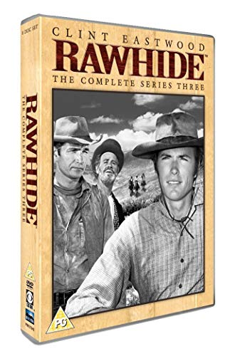 Rawhide - The Complete Series Three [DVD] [UK Import] (Clint Dvd-box-set)