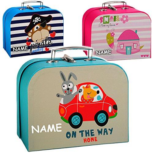 Koffer / Kinderkoffer - GROß -