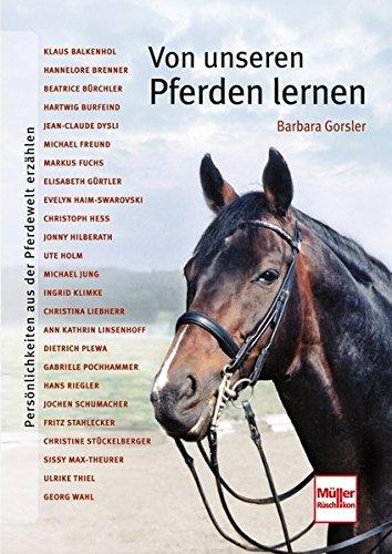lernen: Persönlichkeiten aus der Pferdewelt erzählen ()