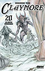 Claymore Vol.20