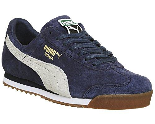 puma-hombres-peacoat-roma-zapatillas-uk-8