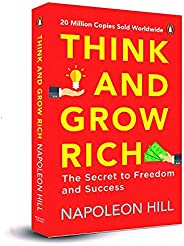 Think and Grow Rich (Premium Paperback, Penguin India): Classic all-time bestselling book on the secret of suc