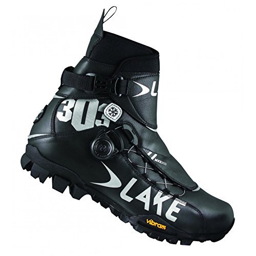 Preisvergleich Produktbild LAKE SHOE MXZ303 WINTER BOOT WIDE FIT BLACK